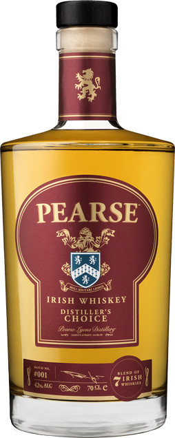 Pearse 'Distillers Choice' Irish Whiskey