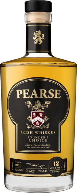 Pearse 'Founders Choice' Irish Whiskey