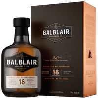 Balblair 18 Year Old Scotch Whisky