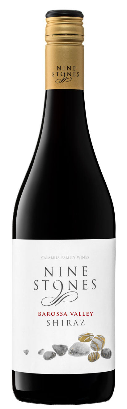 Nine Stones Barossa Valley Shiraz 2018
