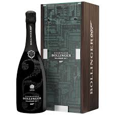 Bollinger 007 Limited Edition Millesime Champagne 2011