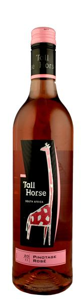 Tall Horse Pinotage Rose, South Africa.