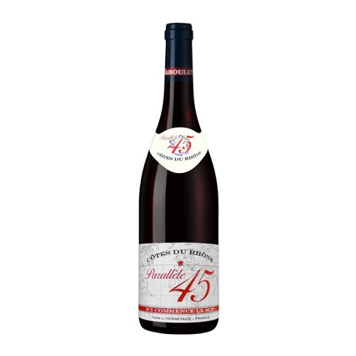 2014 Jaboulet Cotes du Rhone Parallel Red