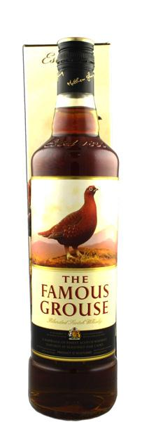 The Famous Grouse 70cl.