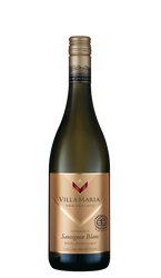 Villa Maria Cellar Selection Sauvignon Blanc, Marlborough, New Zealand.