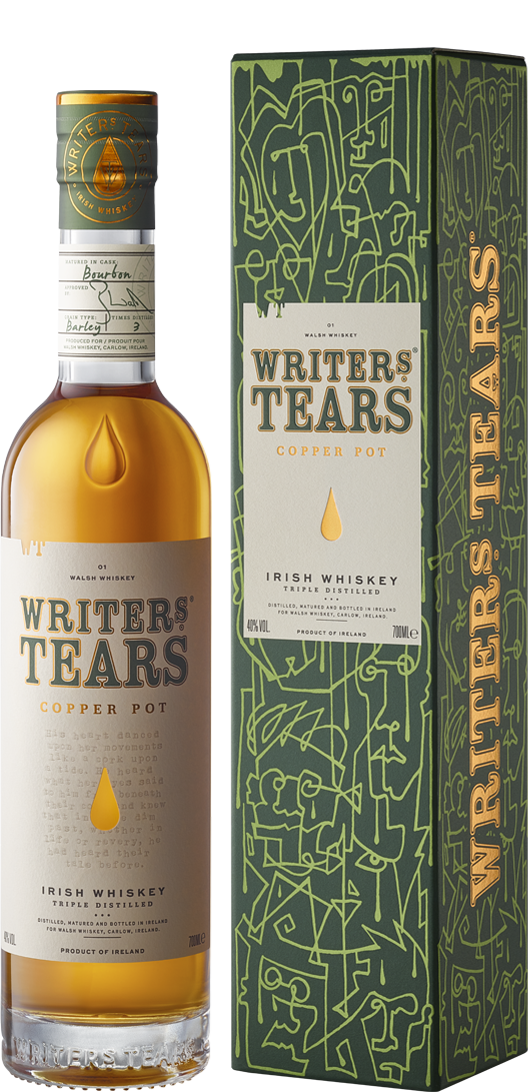 Writers' Tears Copper Pot Irish Whiskey