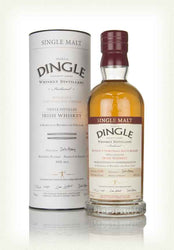 DINGLE SINGLE MALT WHISKEY BATCH NO.3