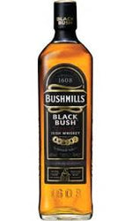Bushmills Black Bush Blended Irish Whiskey Northern Ireland 70cl