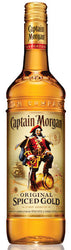 Captain Morgan's Original Spiced Caribbean Gold Rum 70cl.