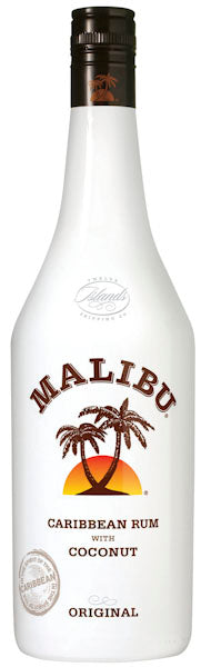 Malibu Caribbean Rum with Coconut, Barbados