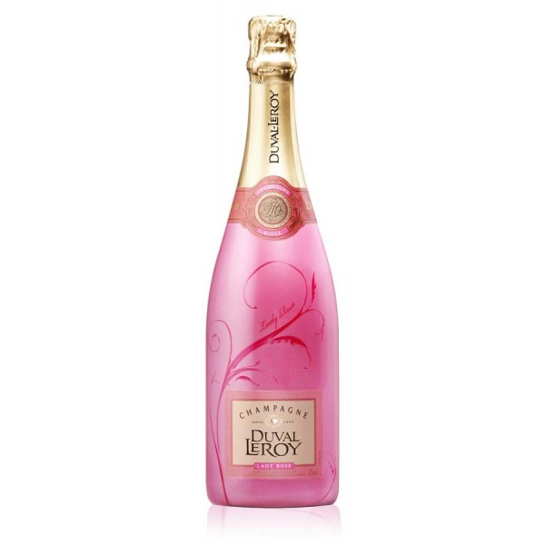 Duval Leroy Lady Rose NV Champagne