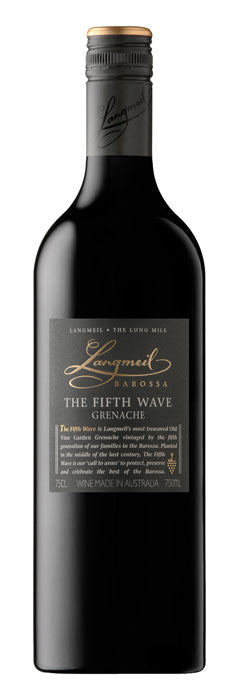 2012 Langmeil 'The Fifth Wave' Grenache, Barossa Valley, Australia