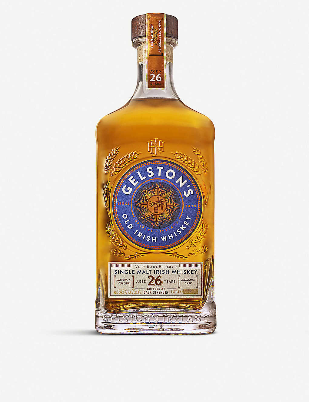 Gelston's AGED 26 YEARS, VERY RARE RESERVE