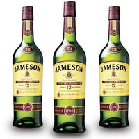 Case of 3 Jameson 12 Year Old Special Reserve Blended Irish Whiskey
