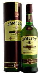 Jameson 12 Year Old Special Reserve Blended Irish Whiskey