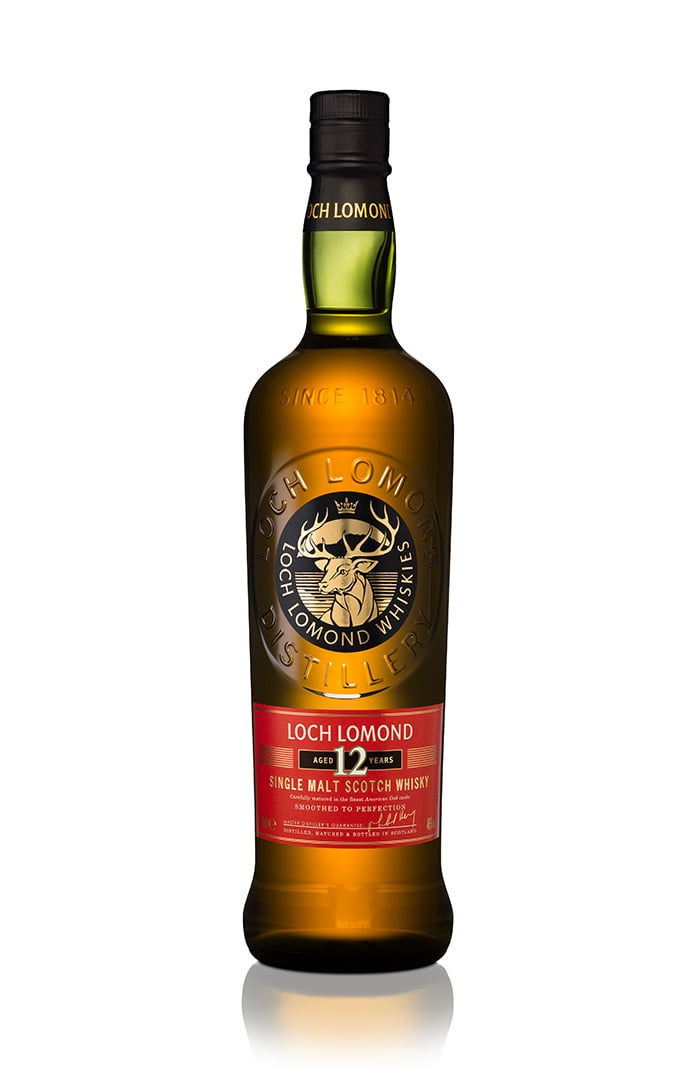 Loch Lomond 12 Year Old Whiskey