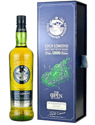 Loch Lomond 1999 Paul Lawrie Autograph Edition - Single Malt Whiskey