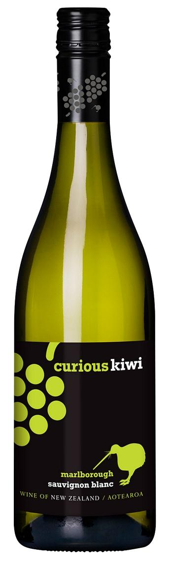 Curious Kiwi Sauvignon Blanc, Marlborough