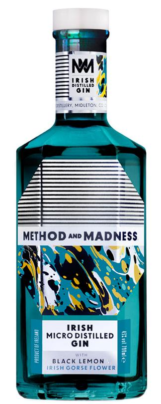 Method and Madness Irish Gin