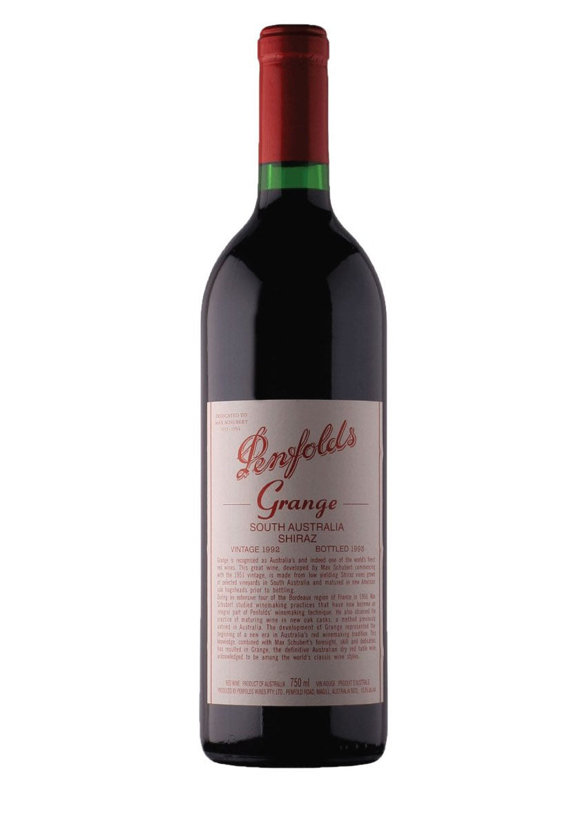 1992 Penfolds Grange - South Australia Shiraz