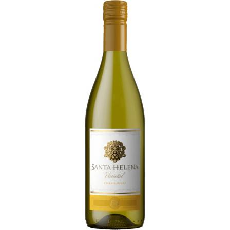 Santa Helena Chardonnay, Central Valley, Chile.