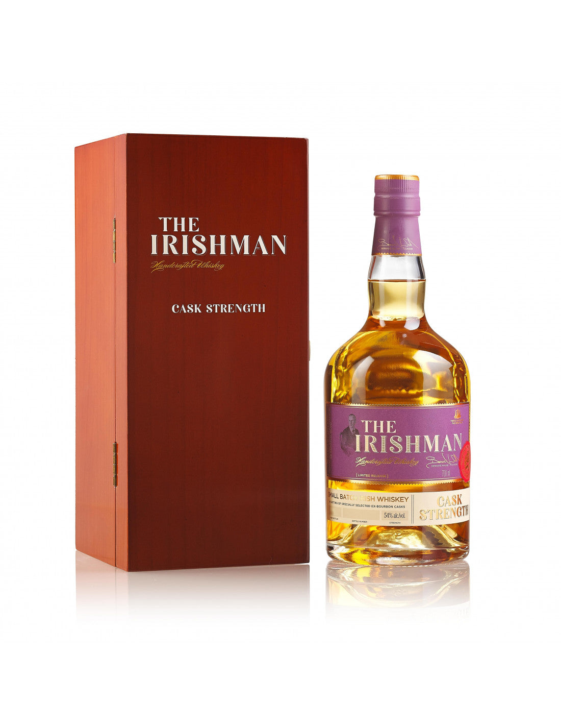 The Irishman Cask Strength 2020 Irish Whiskey