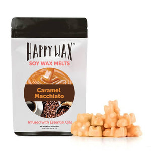 Caramel Macchiato Wax Melts - 2 oz. Pouch