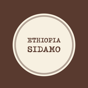 Ethiopia Sidamo Natural Process 12oz.