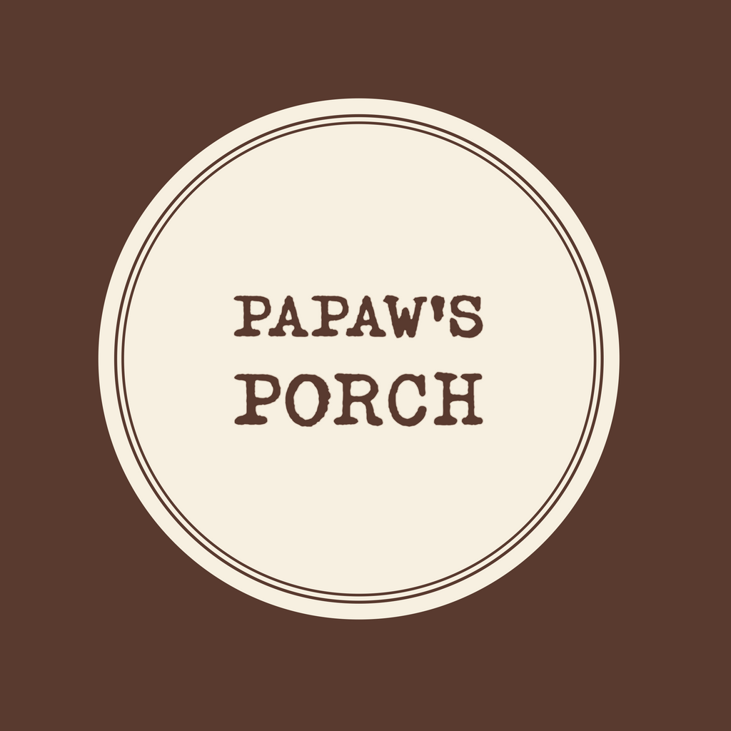 "SIGNATURE BLEND ""Papaw's Porch"" 12 oz./ 32 oz."