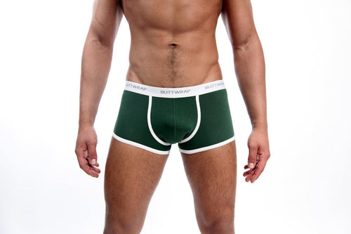 Sea Turtle Boxer green