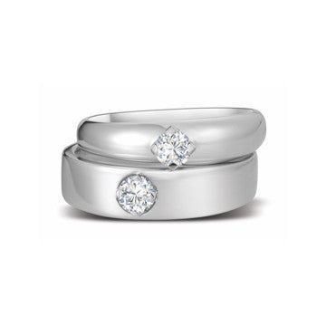 Bliss Wedding Bands