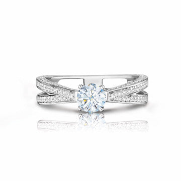 Levin Diamond Ring