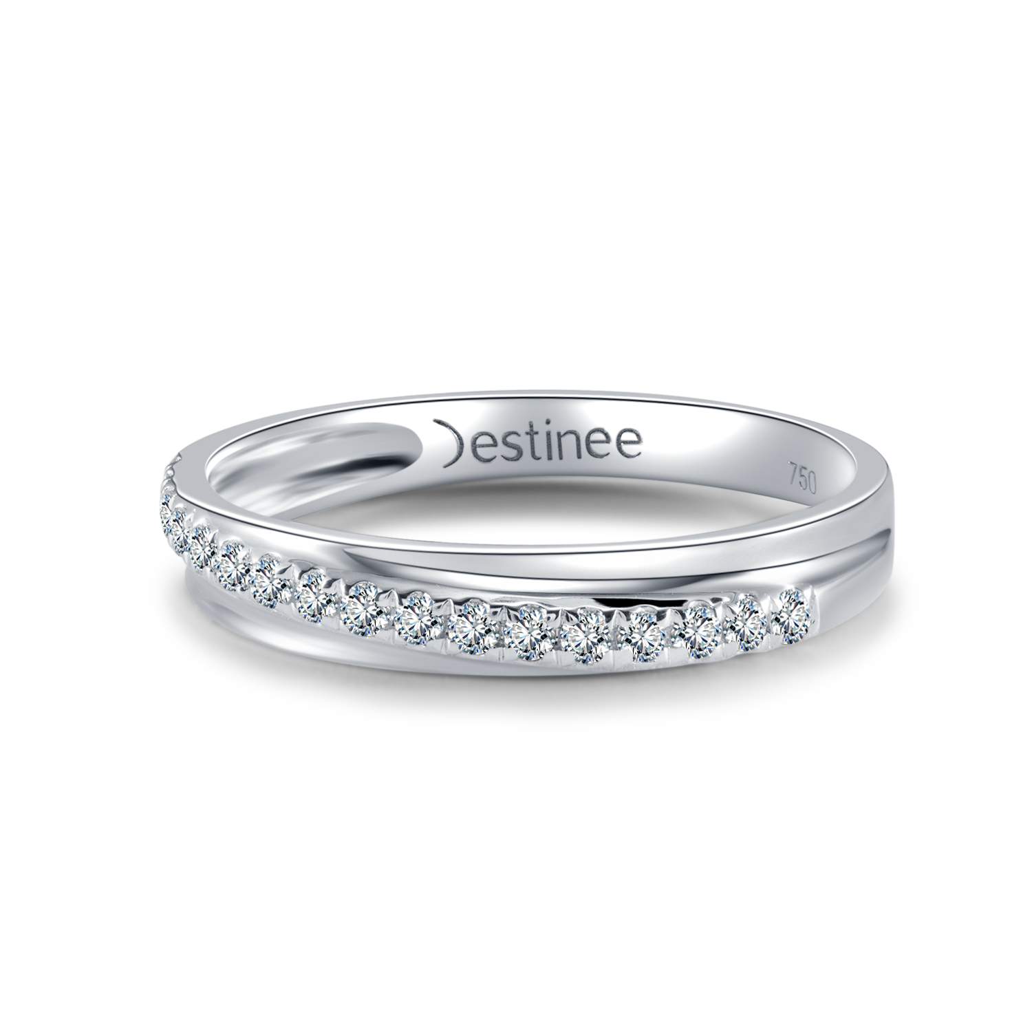 Destinée Elegant Ring