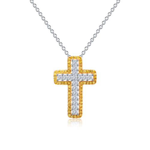 Cross Vera Necklace