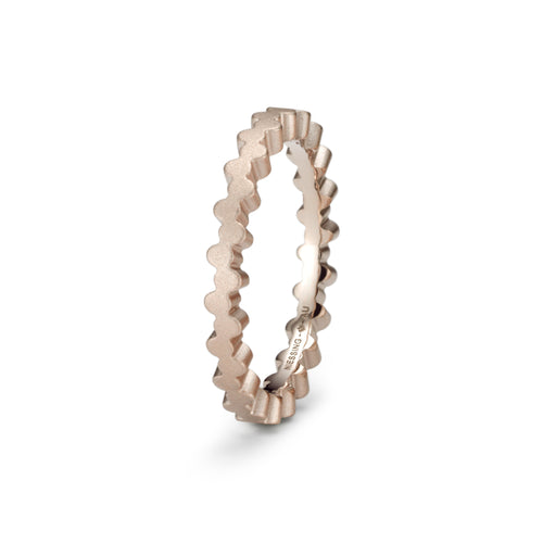Niessing Architecture Step Ring