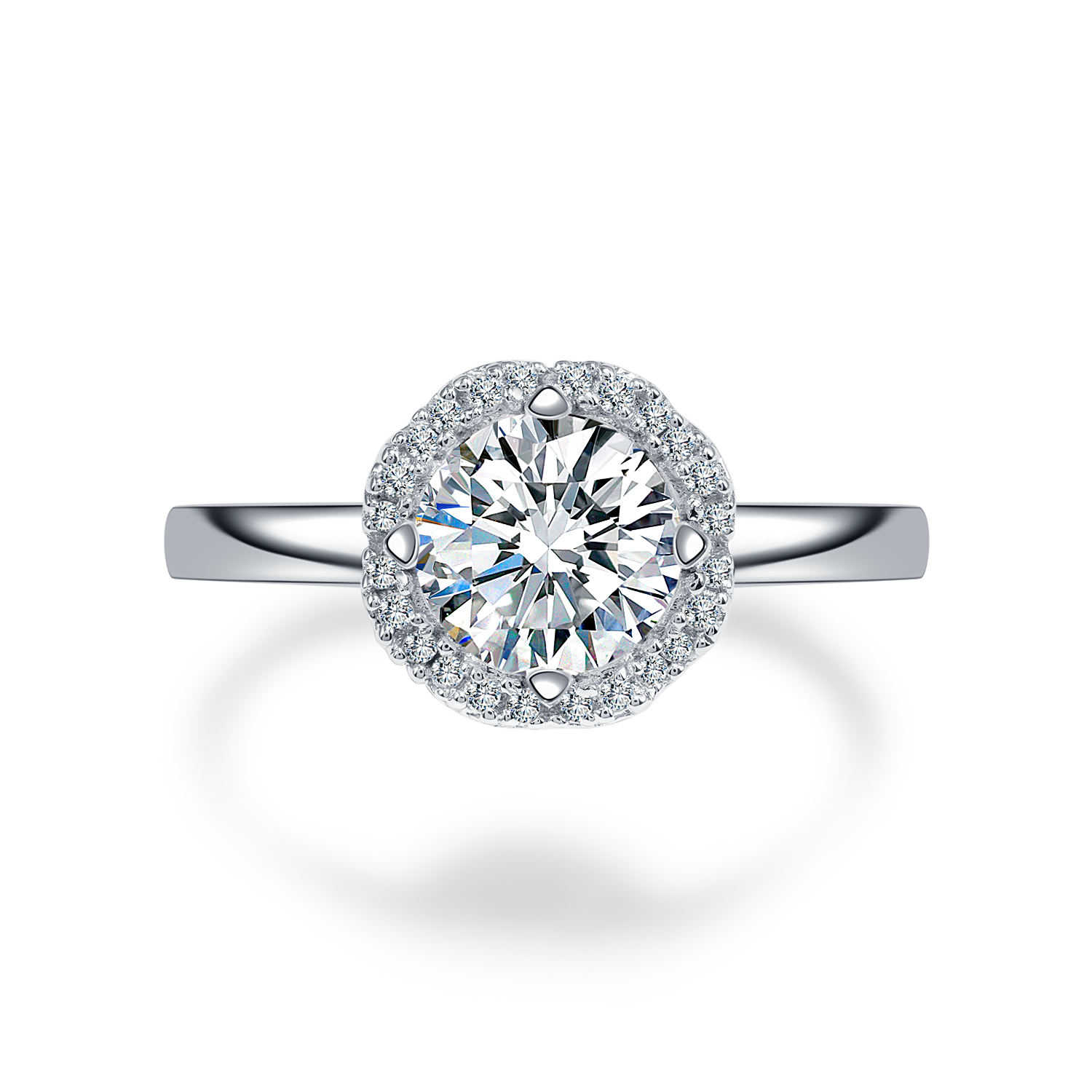 Forevermark Endlea Ring