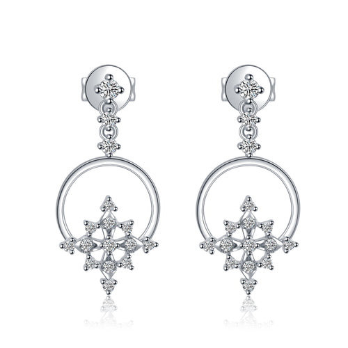 Destinée Crisiant Dew Earrings