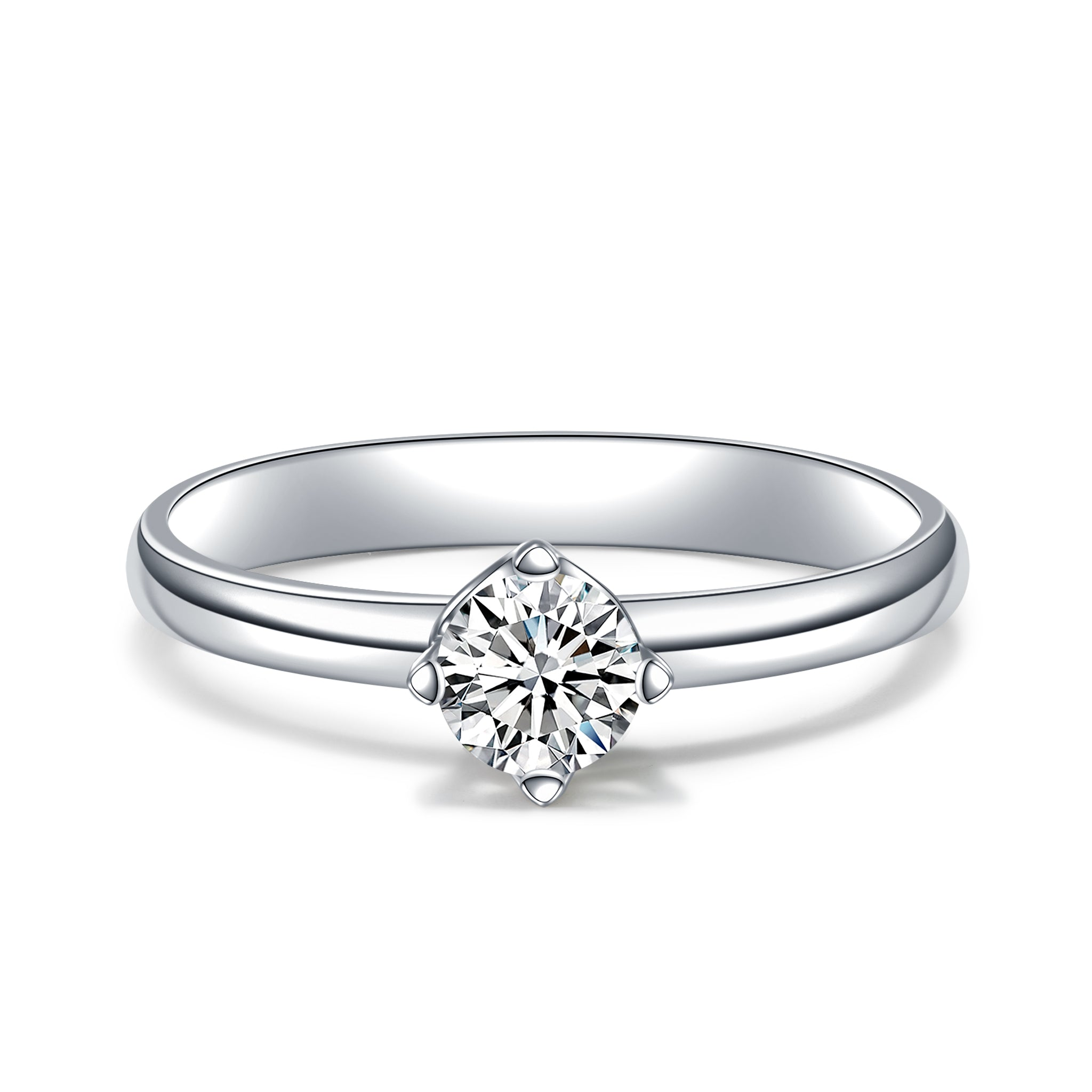 Forevermark Setting® Ring