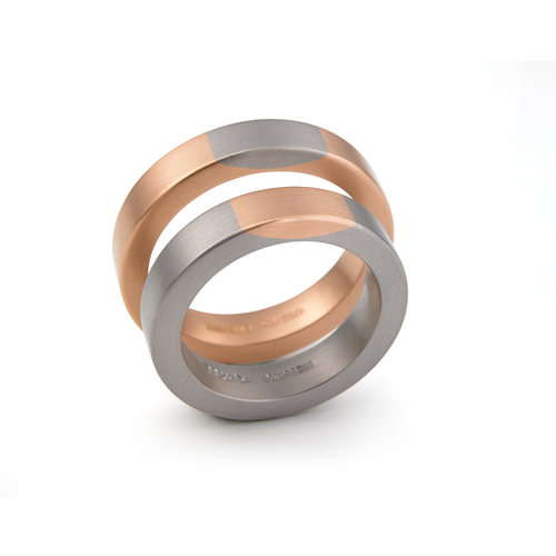 Niessing Donum Wedding Bands