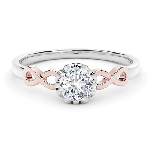 Endlea Solitaire Ring