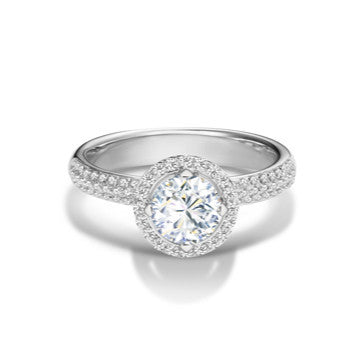 Forevermark Setting™ Circlet Ring