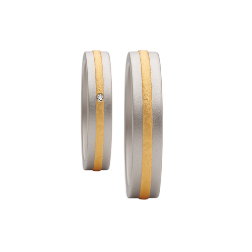 Niessing Fusion Wedding Bands