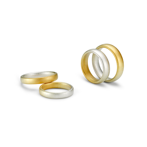 Niessing Iris Wedding Bands