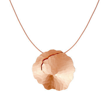 Topia Pendant Rose Gold