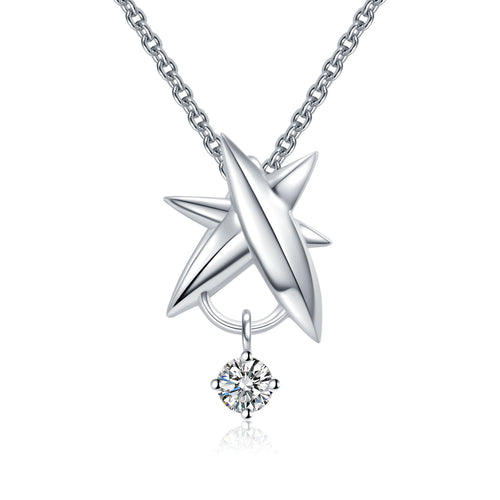 Swing Star Aire Necklace