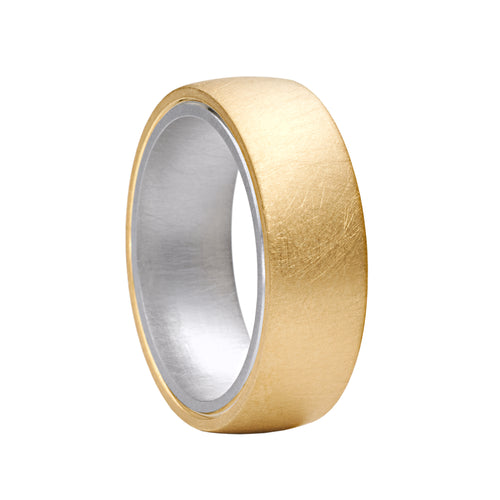 Niessing Tango Ring - Classic Yellow