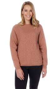 Arran Crew Knit Sweater