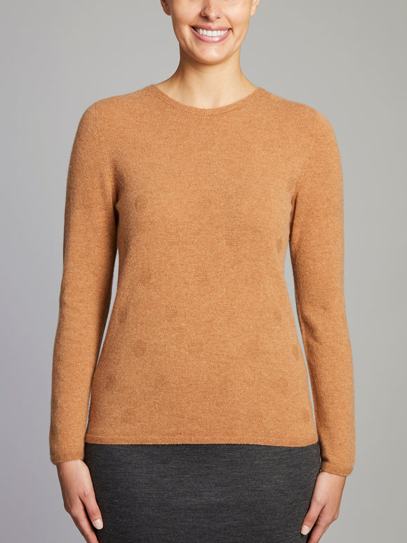 Sofala Dotty Crew Jumper