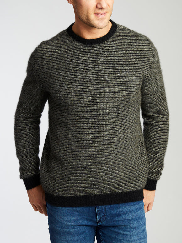 Ross Shadow Crew Jumper