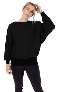 Batwing Oversize Sweater